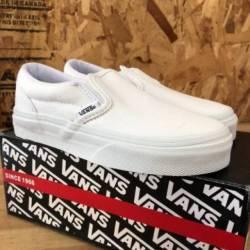 Vans classic slip on - true wh...