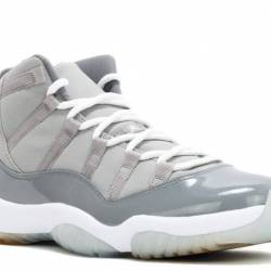 Air jordan 11 retro 'cool grey...