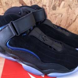 Nike air penny iv black black ...