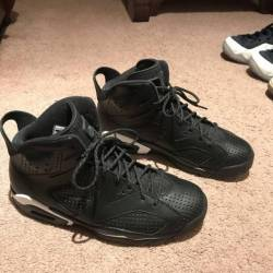 Retro 6 blackcats
