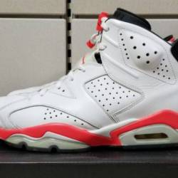 Air jordan 6 retro infrared 20...