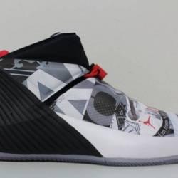 Nike mens air jordan why not z...
