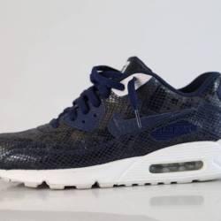 Nike id air max 90 animal snak...