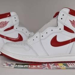 """Nike air jordan 1 retro """"met..."""
