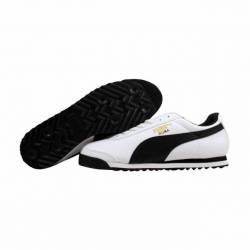 Puma roma basic white/black me...