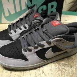 Used mens nike dunk low premiu...