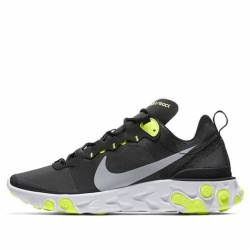 Nike react element 55 black vo...