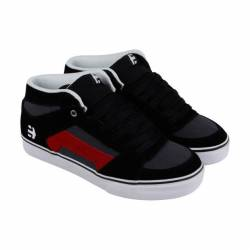 Etnies rvm mens black canvas &...
