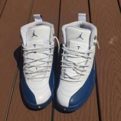 French blue jordan 12