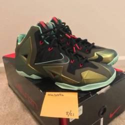 Nike lebron 11 - king s pride