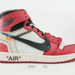 The 10 : air jordan 1 off whit...