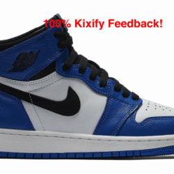 Air jordan 1 game royal gs