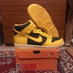 Nike dunk hi vintage (iowa)