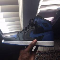 Jordan 1 retro high og royal (...
