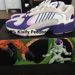 Dragon ball z x adidas yung 1 ...