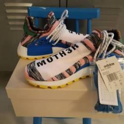 Adidas x pharell hu nmd mother...