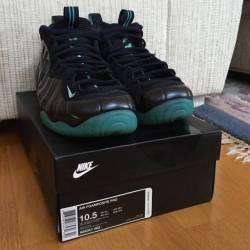 reputable site a4d17 86e9c  150.00 Nike air foamposite pro - dark.