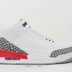 Air jordan 3 retro katrina sz ...