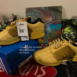 Adidas climacool yellow sz 11 ...