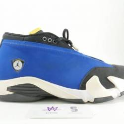 Air jordan 14 retro low laney ...