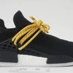 005f7595e5ebd  826.99 Pw human race nmd black sz 10 ... Pharrell x adidas ...