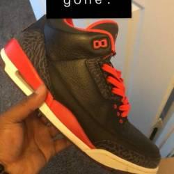 Jordan crimson 3