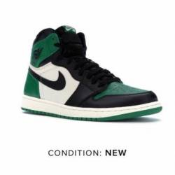 Air jordan 1 retro high pine g...