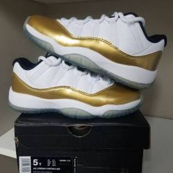 Air jordan 11 closing ceremony...
