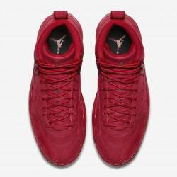 Air jordan 12 bulls gym red gy...
