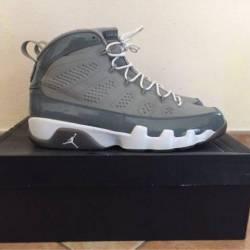 601aaea2720b  210.00 Air jordan 9 cool grey (2012)