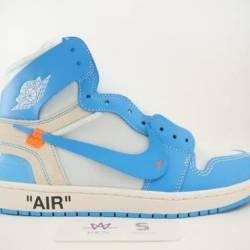 Air jordan 1 x off-white nrg unc