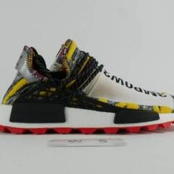 Pw hu race nmd solar pack red
