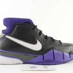 Nike kobe 1 protro purple reig...