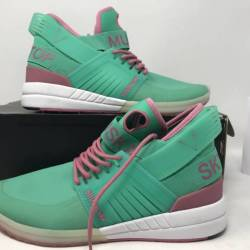 Supra skytop 5 sample teal. sz...