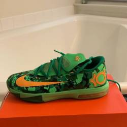 Nike kd 6 - easter