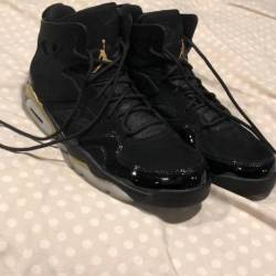 Jordan flight club 91, black a...