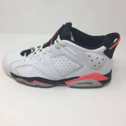 66badf6f7162  175.00 Air jordan 6 low - white   inf.