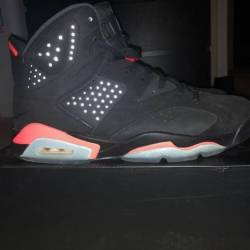 online store 3305b 0d77c  210.00 Air jordan 6 retro infrared
