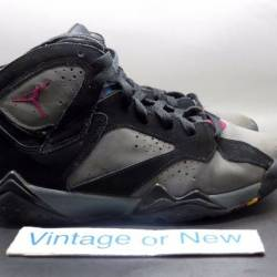 Nike air jordan vii 7 bordeaux...