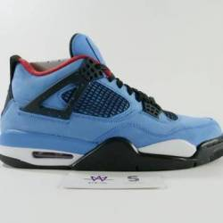 Air jordan 4 retro travis scot...