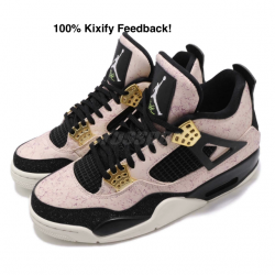Air jordan 4 wmns silt red spl...
