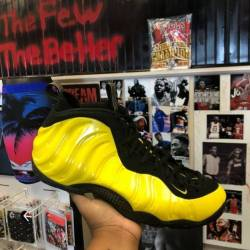 """Nike foamposite """"wutang"""" s..."""