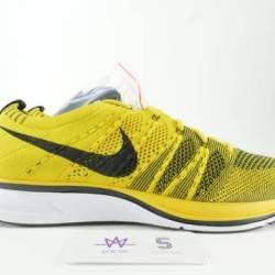 "Nike flyknit trainer ""yellow"""