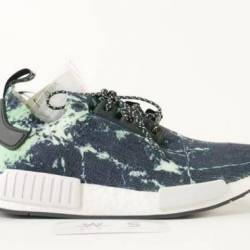 "Nmd_r1 pk ""black mint green"""