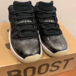 Air jordan 11 low gs barons