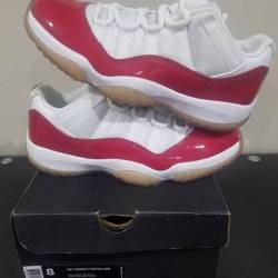 Air jordan 11 retro cherry men...