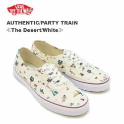 Vans authentic party train the...