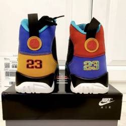 "Air jordan retro 9 ""dream it..."