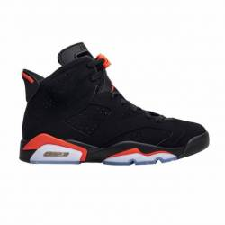 Air jordan 6 black infrared 20...