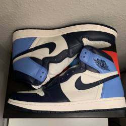 Nike air jordan retro 1 high o...